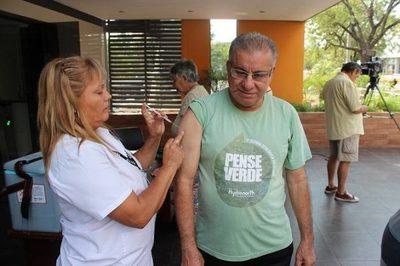 Habilitan nueva tanda de vacunas contra la influenza