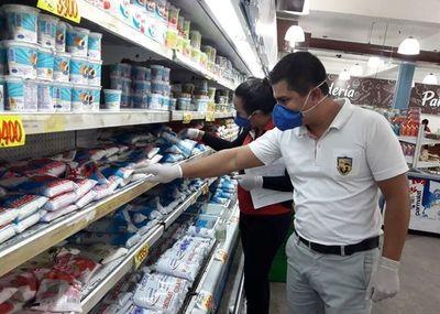 Paraguay no registró desabastecimiento durante cuarentena • Luque Noticias