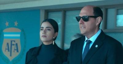"""Amazon estrena el viernes """"El Presidente"""", una serie sobre la """"mafia"""" de la FIFA"""