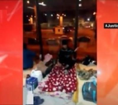 Denuncian precariedad en albergue temporal en Ciudad del Este