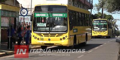 AUTORIDADES CONVOCAN A REUNIÓN CON TRANSPORTISTAS EN ENCARNACIÓN