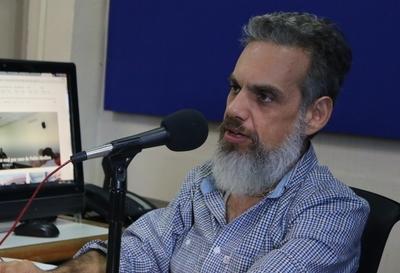"""Leo Rubin sobre imputación de Alegre: """"Yo lo veo como una manipulación política"""""""