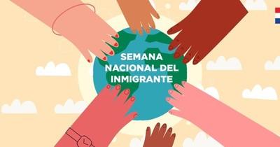 """Semana del Inmigrante: """"Que la migración no sea motivo de estigmatización"""""""