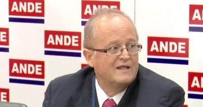 Acta secreta: ex gerente de Ande ratifica responsabilidad de Castiglioni y Saguier