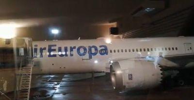 Arribó vuelo procedente de Europa y otros continentes con más de 300 connacionales