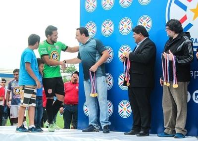 Wilson Quiñonez y su recuerdo de campeón