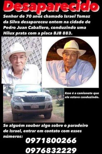 Sin pistas del ganadero brasileño desaparecido desde el lunes