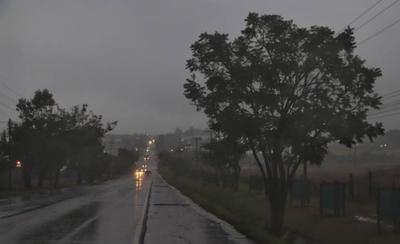 HOY / Tiempo frío y lluvioso continuará todo el día