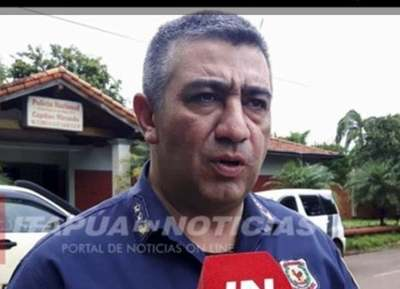JEFE DE COMISARÍA DE ENCARNACIÓN FALLECE DE UN INFARTO