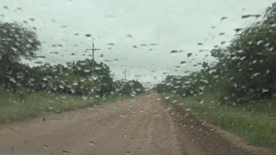 Para hoy se espera un viernes y lluvioso en todo el país