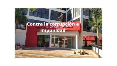 Hoy es la caravana contra la corrupción e impunidad