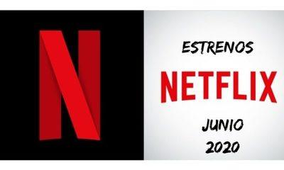 Los estrenos de series que llegan a Netflix en junio