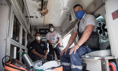 De albañiles a paramédicos contra la covid-19 – Prensa 5