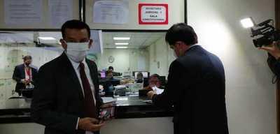 Diputado accionó ante la Corte por su destitución del JEM