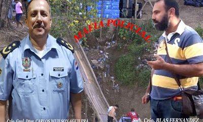 Subcomisario Fernández asaltó a contrabandistas  con venia de Director de Policía de Alto Paraná – Diario TNPRESS