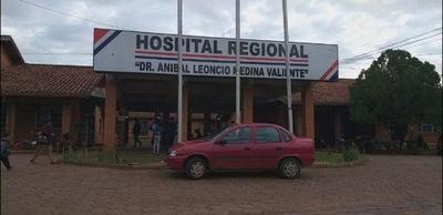 Personal de blanco en cuarentena por caso de Covid-19 en enfermera – Prensa 5