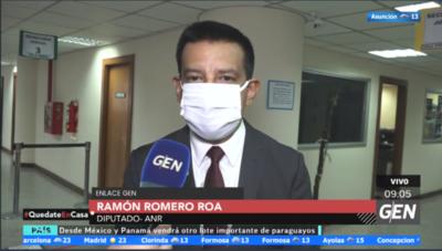 HOY / Ramón Romero Roa, presenta una acción de inconstitucionalidad ante la decisión de reemplazarlo como representante ante el Jurado de Enjuiciamiento de Magistrados