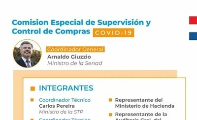 HOY / Ministro Carlos Pereira, integrante de la Comisión Especial de Control y Supervisión de Compras COVID-19, sobre licitaciones analizadas