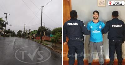 """Vecinos están indignados por la liberación de """"Py Guasu"""""""