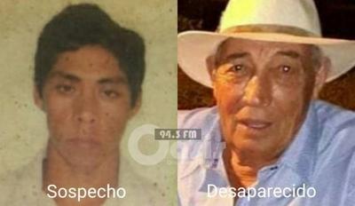HOY / Asesinado el ganadero que  había desaparecido:  voz anónima  reveló sitio de su entierro