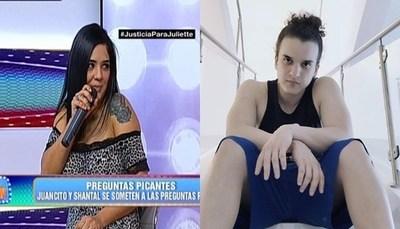 Shantal contó que se masturbaría pensando en Miguelito Quintana