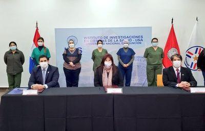 APF firma convenio con IICS