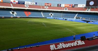 Cerro Porteño cumplió con las pruebas de Covid-19