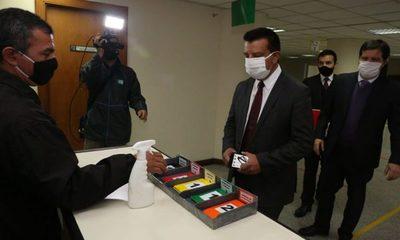 Romero Roa trata de «ratón del Poder Judicial» a Trinidad, a quien apunta junto a ZI por su salida del JEM