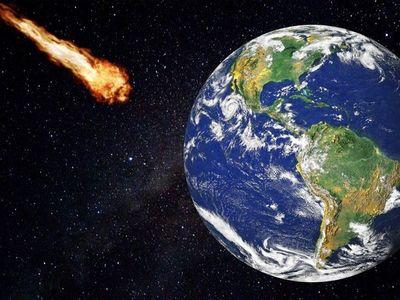 Hallan restos de un meteorito con 300 años de antigüedad