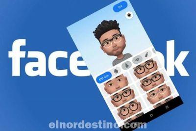 Facebook busca una mejor experiencia a través de la posibilidad de expresar sus sentimientos a través de stickers personalizados