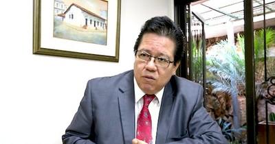Otorgan medidas alternativas a la prisión a ex contralor Enrique García