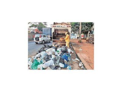 Cada persona genera 1,2 kg de basura
