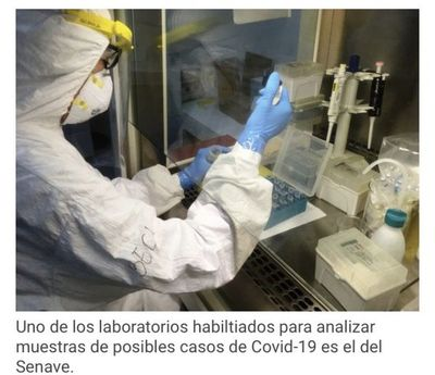 Paraguay entre los que más dinero destinan contra Covid respecto al PIB