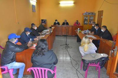Independencia: Junta Municipal sesiona con participación de contralores ciudadanos