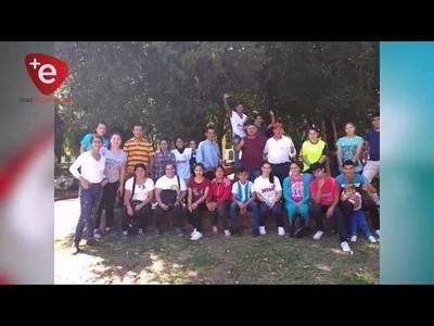 JÓVENES DE CAMBYRETÁ RECOLECTAN ABRIGOS PARA FAMILIAS VULNERABLES