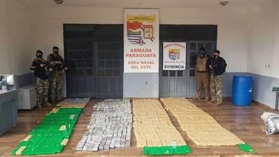 Incautan 498 kilos de marihuana en Ciudad del Este – Prensa 5