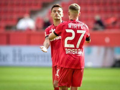 El goleador más joven de la historia de la Bundesliga