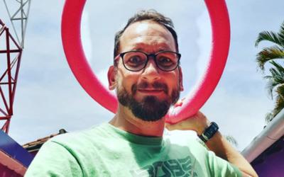 """HOY / Zona de Riesgo: Jorge Ratti estrena nuevo show de Stand Up a beneficio de """"Cebollita"""""""