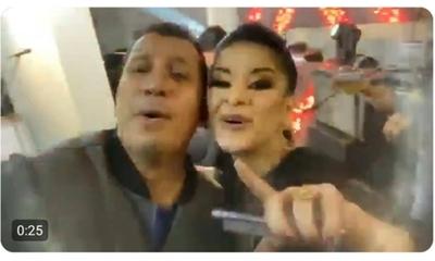 "Concejal aseguró que video viralizado se trata de un ""Live Solidario"""