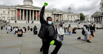 Ola de protestas en el mundo desde Sídney hasta Londres por la muerte de George Floyd