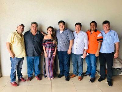PJC: Los 7 concejales impusieron su mayoría para cobrar sueldo de 21 millones de guaraníes