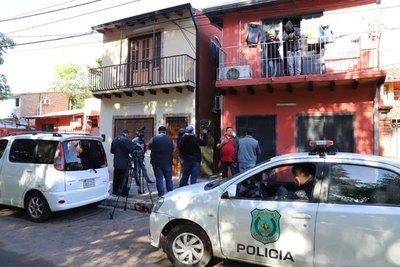 Extraña muerte en barrio Tacumbú, ¿por sobredosis?