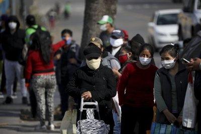 Banco Mundial prevé contracción de 7,2% en la economía latinoamericana