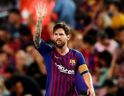 El desafío de Messi en el reinicio de La Liga
