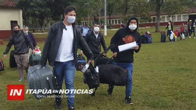 NO HAY CASOS POSITIVOS DE COVID-19 EN ALBERGUES DE ITAPÚA