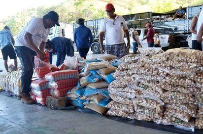 Disminuyen ventas de productos alimenticios