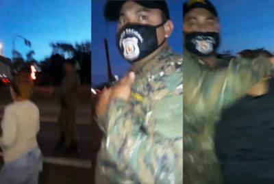 """Denuncia de agresión policial en Lima: """"¿Por qué un policía le va a amenazar de muerte a un ciudadano?"""""""
