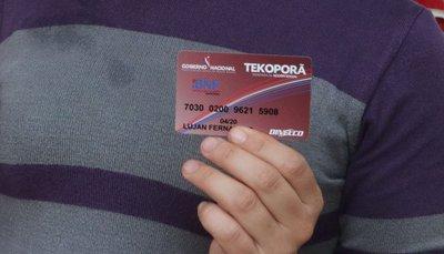 Municipalidad entregará tarjetas nuevas a beneficiarios de Tekoporã