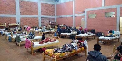 Albergues: CDIA hace un llamado a las autoridades respecto a la situación de niños y personas vulnerables