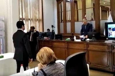 Hernán Rivas jura como representante de Diputados ante JEM pese a no estar matriculado como abogado